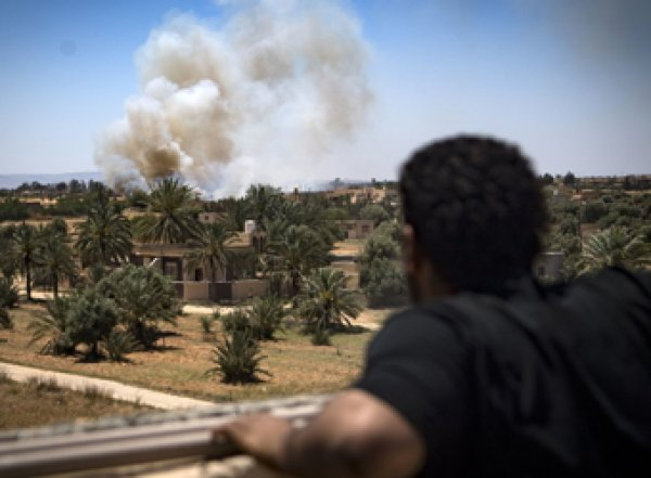СМИ: около 200 российских наемников прибыли в Ливию