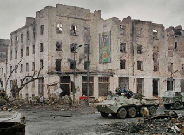 Раскрыта тайна штурма Грозного сломанными танками в 1994-м