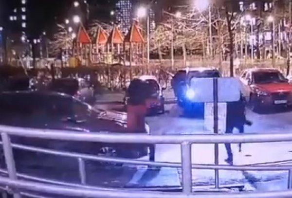 Видео убийства в Москве начальника Центра «Э» по Ингушетии появилось в Сети