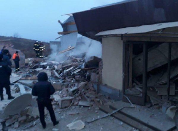 Взрыв на частном пивзаводе в Пятигорске: погибли двое человек