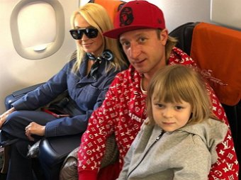 У него была новая девушка!: стала известна причина разрыва отношений Рудковской и Плющенко