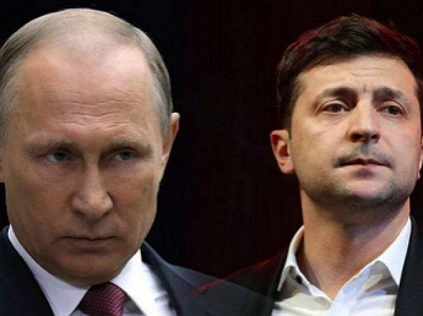 Названа дата встречи Путина и Зеленского