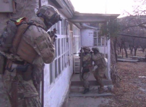 ФСБ показала видео задержания банды «шараповских» в Дагестане