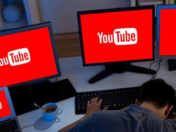"""СМИ: YouTube и """"Яндекс.Видео"""" оказались под угрозой закрытия в России"""
