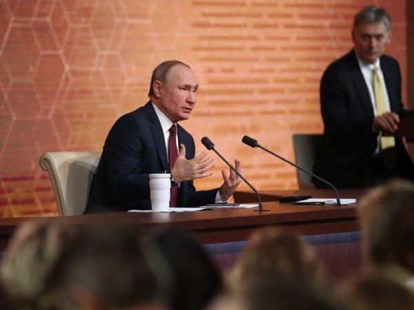 """""""Вы там поковыряйтесь"""": Путина прямо спросили про дочерей и их бизнес"""