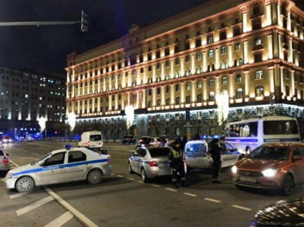 Скончался второй сотрудник ФСБ, раненный накануне на Лубянке