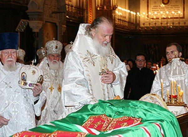 """""""Вся охрана была пьяна в дымину"""": Садальский призвал расследовать гибель Патриарха Алексия в 2008 году"""