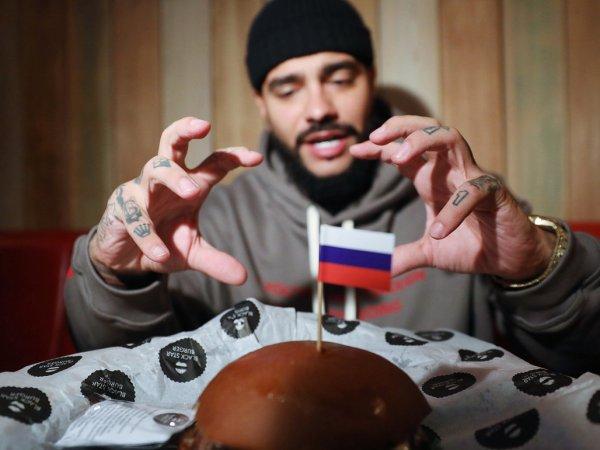 Тимати с грязными ногтями в рекламе бургеров вызвал отвращение в Сети