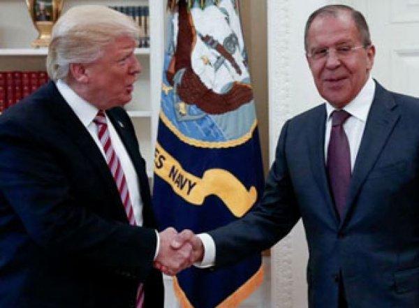 Трамп и Лавров оценили результаты встречи