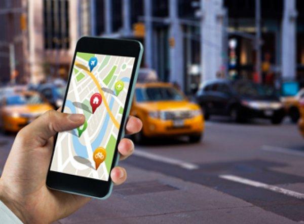 Роскачество назвало лучшие приложения для вызова такси