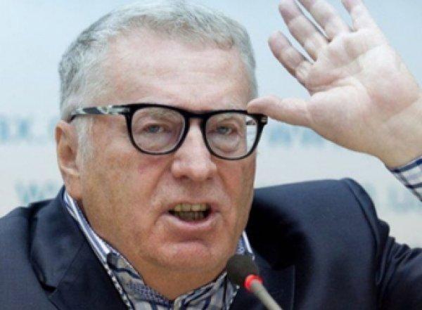 """""""Слава Богу, что умер сейчас"""": Жириновский шокировал Сеть реакцией на смерть Лужкова"""