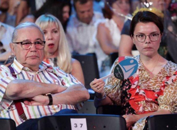 """""""Постыдное время"""": Петросян пришел в бешенство от новостей о женитьбе на молодой любовнице"""