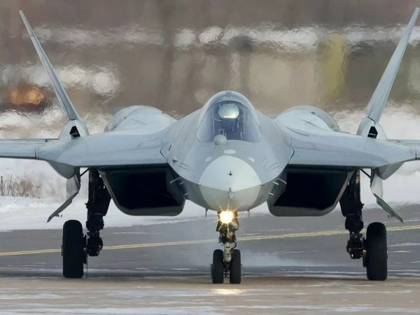 Истребитель Су-57 разбился в Хабаровском крае