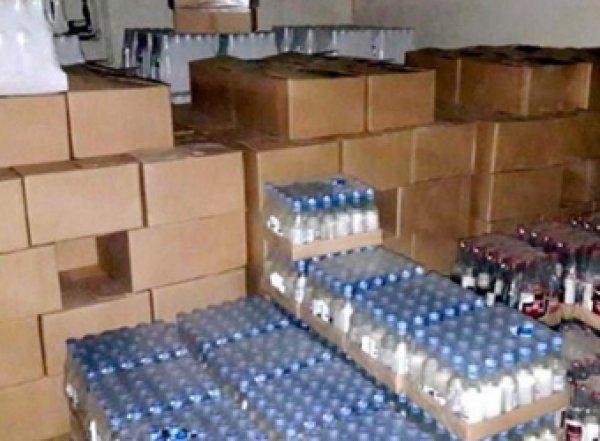 Челябинские пенсионерки тайно выпускали водку на заброшенном ликеро-водочном заводе