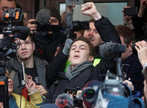 Сразу четырем фигурантам «московского дела» вынесены приговоры