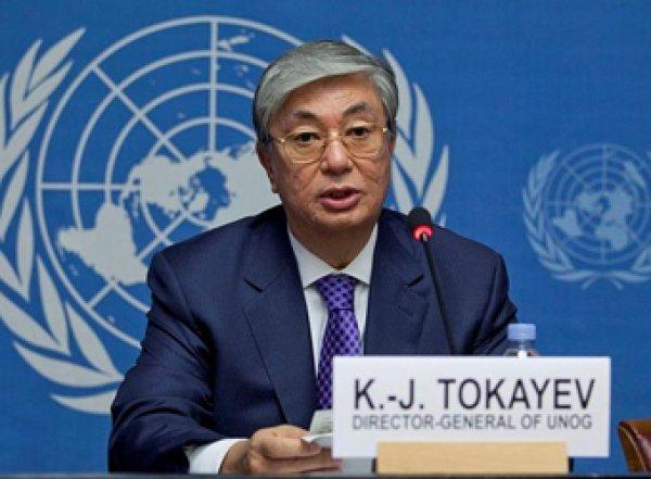 Казахстан озвучил отношение к статусу Крыма
