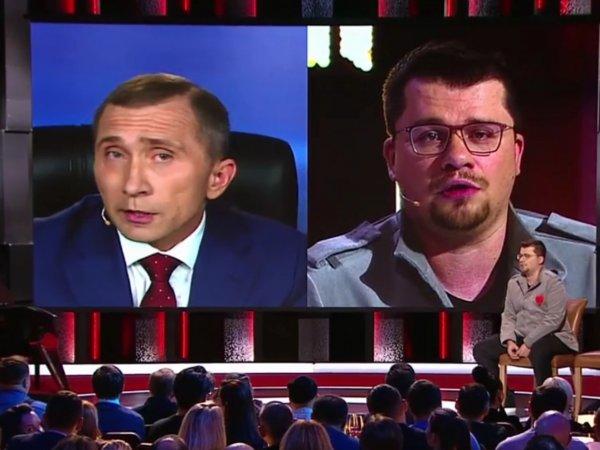 """""""Самому Путину сказал """"нет""""!"""": Харламов и Батрутдинов высмеяли прямую линию с президентом"""