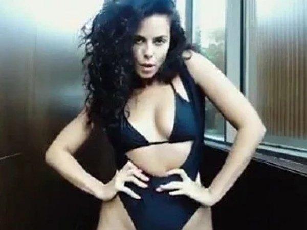 """""""Это журнал Плейбой??"""": абсолютно голая Настя Каменских ошарашила Сеть интимным фото в Instagram"""