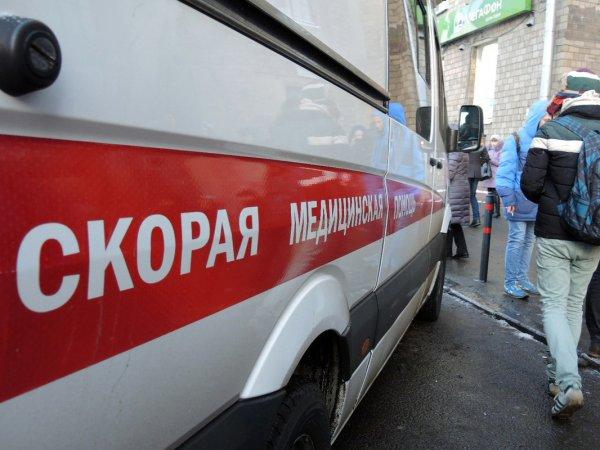 В Санкт-Петербурге на капоте авто нашли тело голой девочки