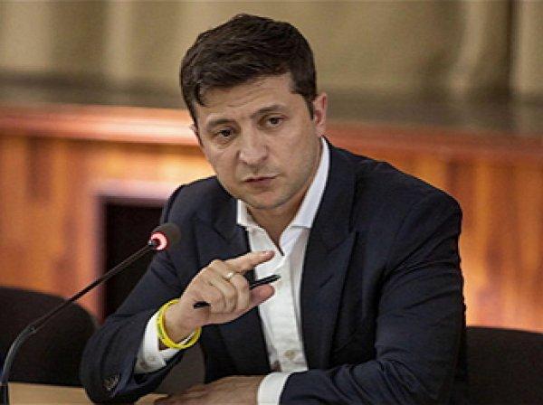 Зеленский впервые дал интервью российскому журналисту