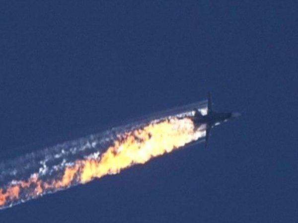 НАТО: Эрдоган лично дал приказ сбить российский Су-24 в 2015 году