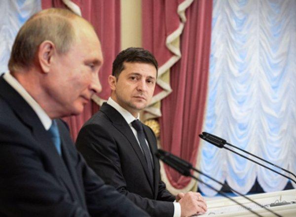 Порошенко обучил Зеленского «любимым фишкам» Путина