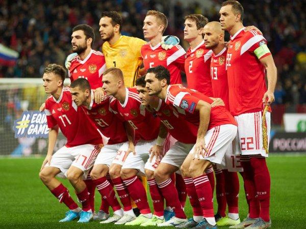 СМИ: сборная России по футболу не сможет принять участие в ЧМ-2022 в Катаре под своим флагом