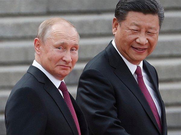Путин и Си Цзиньпин дали старт «Силе Сибири»