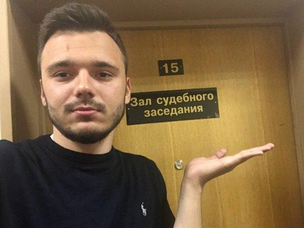 Сотрудника ФБК Шаведдинова сразу после обыска отправили служить на Новую Землю, Yota установила для его телефона особый режим