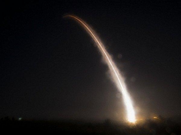 США испытали запрещенную баллистическую ракету