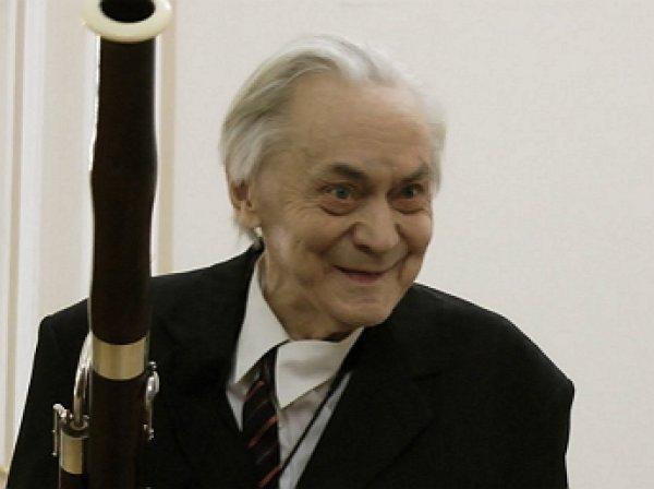 Умер народный артист России Олег Талыпин