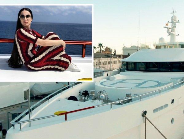 """Ведущая """"России 1"""" Наиля Аскер-заде ответила на расследование ФБК о ее яхте и самолете за 8 млрд"""