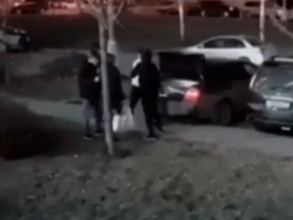 Боец MMA подрался с тремя хулиганами в Бибирево