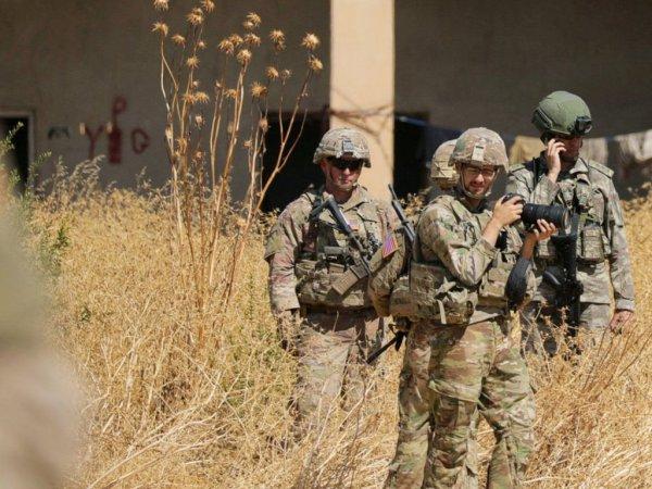СМИ: в Сирии подрались русские и американские солдаты