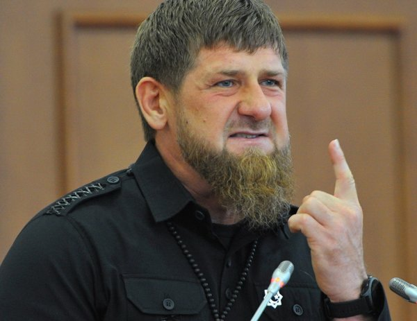 В Чечне за фотоколлаж с Кадыровым задержали 25 человек