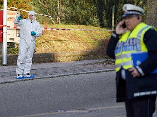 Неизвестный открыл стрельбу по людям на западе Германии: 6 погибших