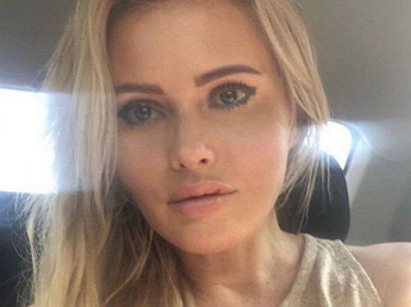 """""""Две складки, тюленьчик"""": Дана Борисова шокировала Сеть располневшей фигурой"""