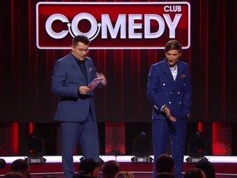 Ближе ко рту!: Гарика Харламова вывел из себя странный гость Comedy Club (ВИДЕО)