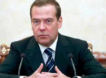 Названа зарплата Медведева в Совбезе