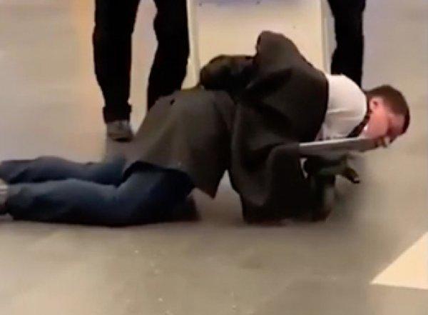 Чиновника Ростехнадзора уволили после скандального видео с пьяным дебошем в аэропорту