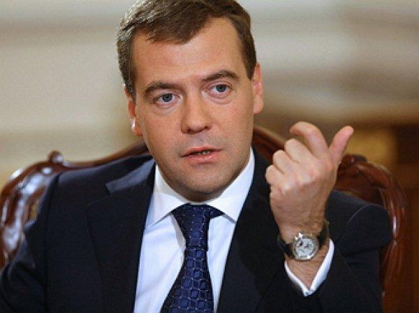 """""""Чем новее год, тем ближе к смерти"""": Медведев призвал не радоваться Новому году"""