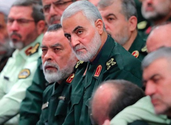 """Иран пообещал """"жестко"""" отомстить США за гибель генерала КСИР Сулеймани"""