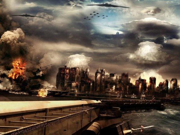 """СМИ: Третья мировая война разразится в """"стиле Терминатора"""""""