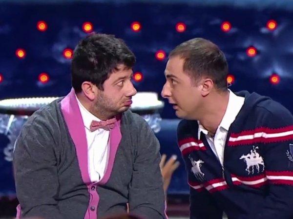 Номер с Галустяном и Карибидисом про 10 января в Comedy Club  развеселил фанатов