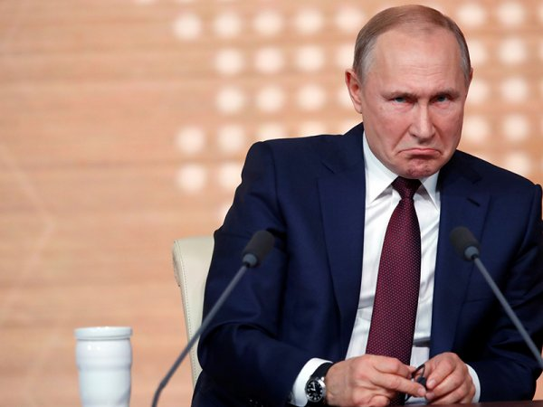ИноСМИ заподозрили Путина в попытке навсегда остаться у власти