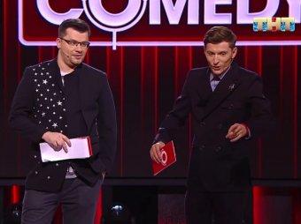 Жирный и жалкий: гость Comedy Club смешал с грязью Волю и Харламова и был наказан за хамство (ВИДЕО)