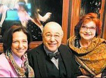 Степаненко хочет оставить наследство дочери Петросяна
