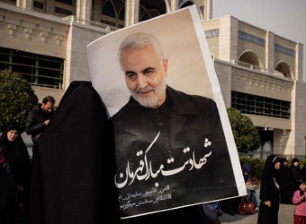 СМИ стали известны обстоятельства приказа Трампа об убийстве генерала Сулеймани