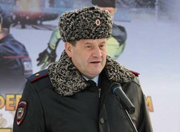 Министр МВД Коми задержан по подозрению в получении взятки