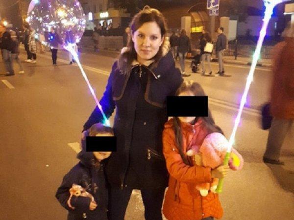 В Подмосковье на кладбище убили мать двоих детей